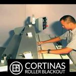 Cortinas Roller BlackOut. Fábrica de Cortinas Roller a Medida
