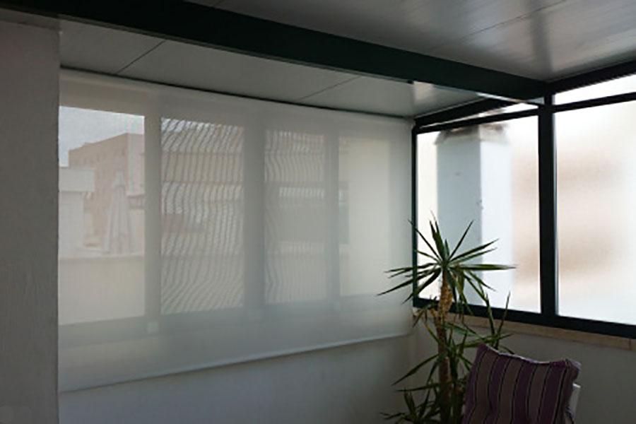 Cortinas Roller SunScreen en Las Heras Mendoza