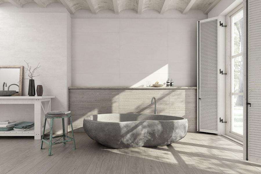Cortinas Roller en Hernando y Wabi-Sabi Tendencia 2020 en Interiores