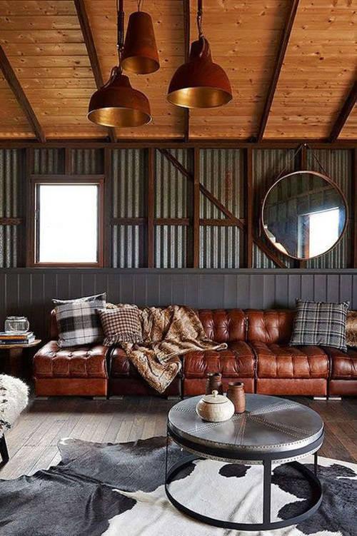 Cortinas Roller y Tips para Deco Industrial