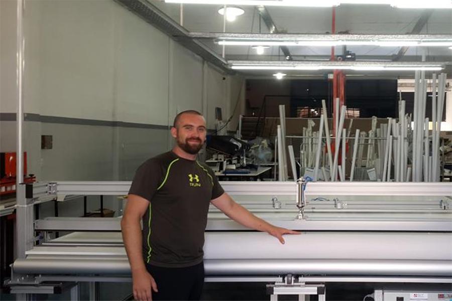 Fábrica de Cortinas Roller a Medida